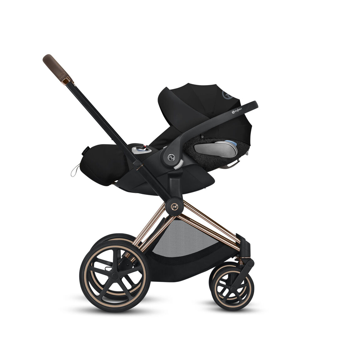 CYBEX Priam Frame - Rosegold in Rosegold large image number 4