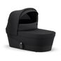 CYBEX Gazelle S Cot - Deep Black in Deep Black large image number 1 Small