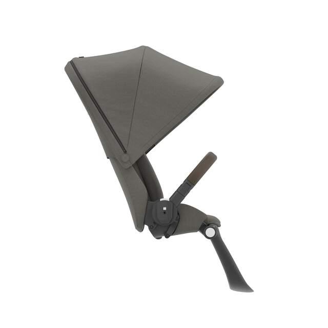 Gazelle S Seat Unit - Soho Grey (Taupe Frame)