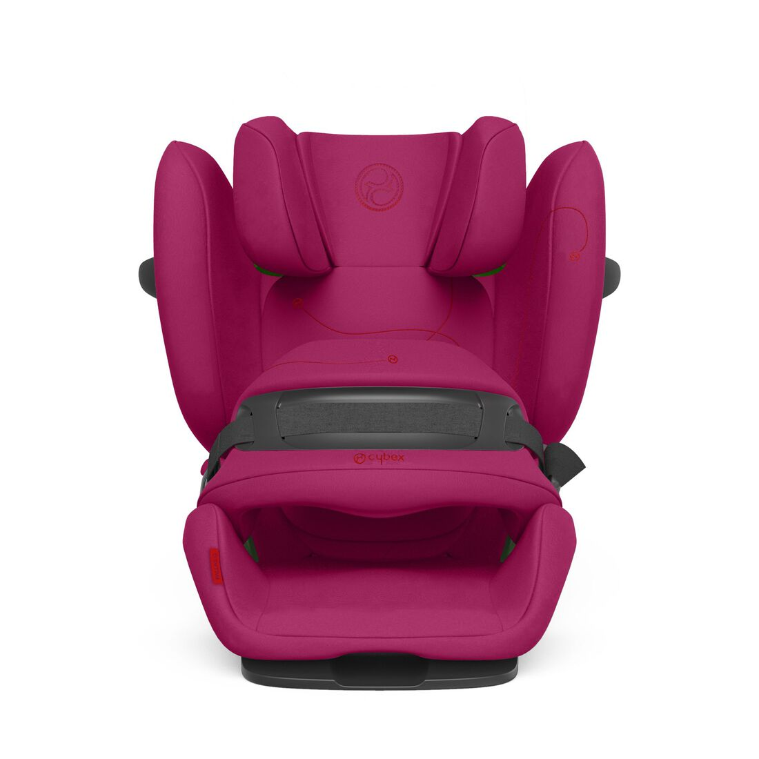 CYBEX Pallas G i-Size - Magnolia Pink in Magnolia Pink large image number 2