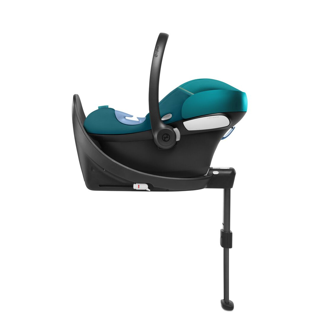 CYBEX Aton M i-Size - River Blue in River Blue large image number 7