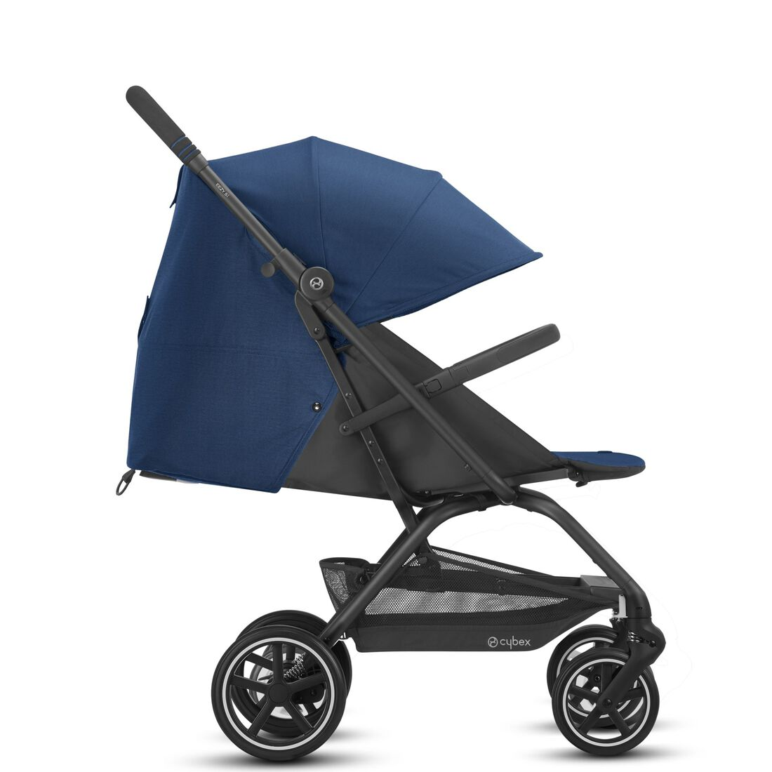 CYBEX Eezy S+2 - Navy Blue in Navy Blue large image number 3
