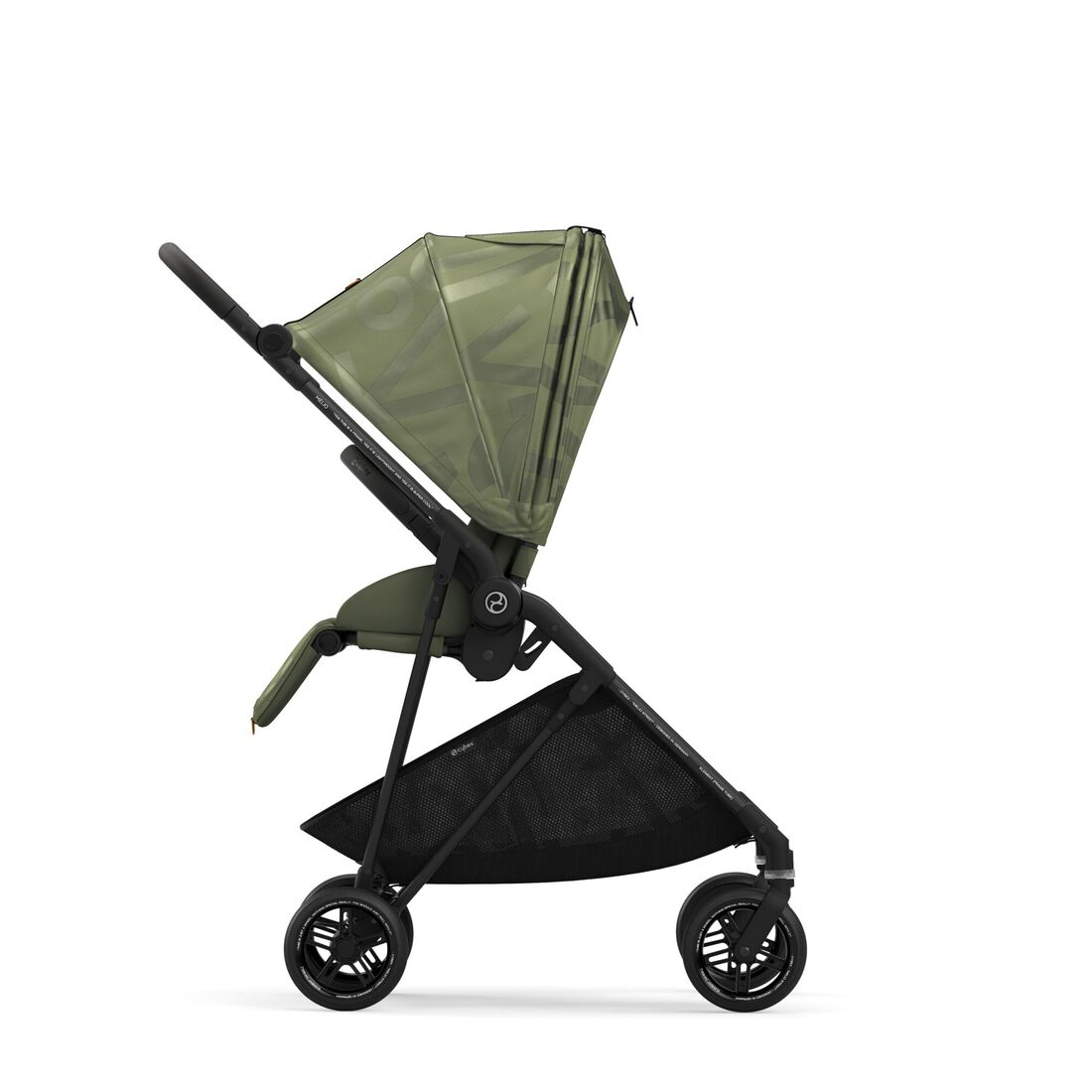 CYBEX Melio Street - Olive Green in Olive Green large image number 2