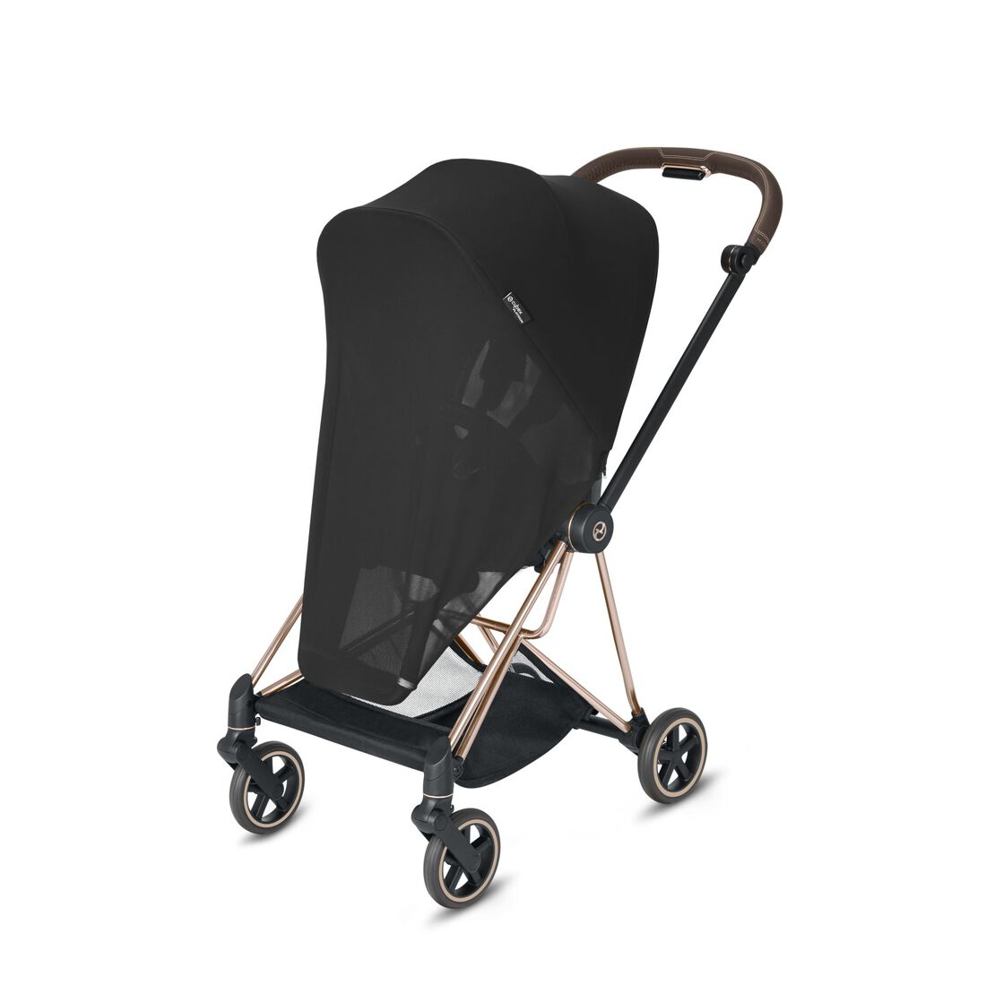 CYBEX Insect Net Lux Seats - Black in Black large image number 3