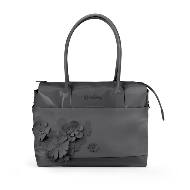 Changing Bag Simply Flowers - Dream Grey