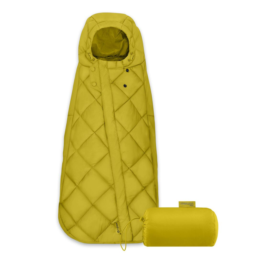 CYBEX Snogga Mini - Mustard Yellow in Mustard Yellow large Bild 1
