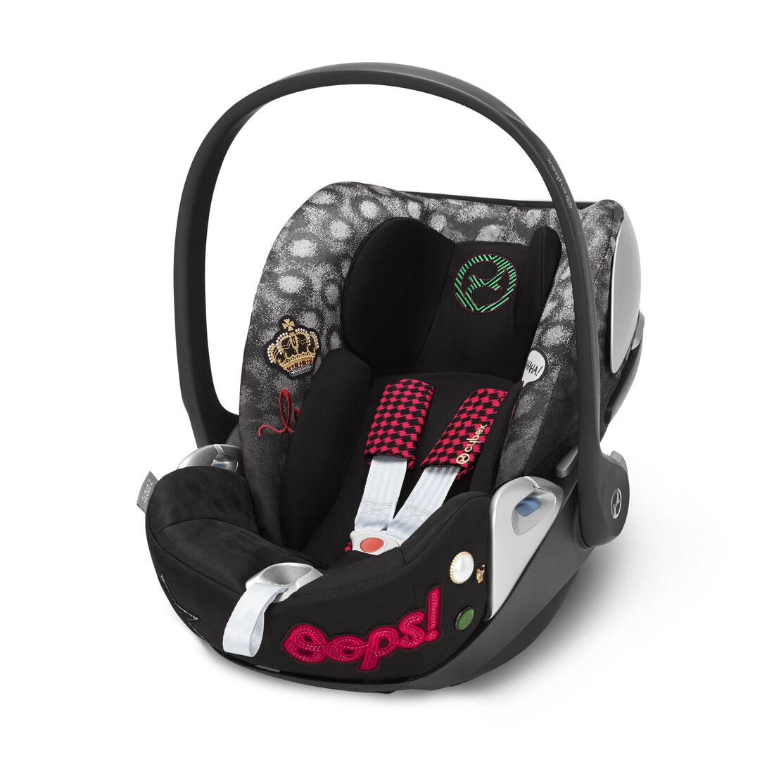 CYBEX Cloud Z i-Size - Rebellious in Rebellious large image number 2