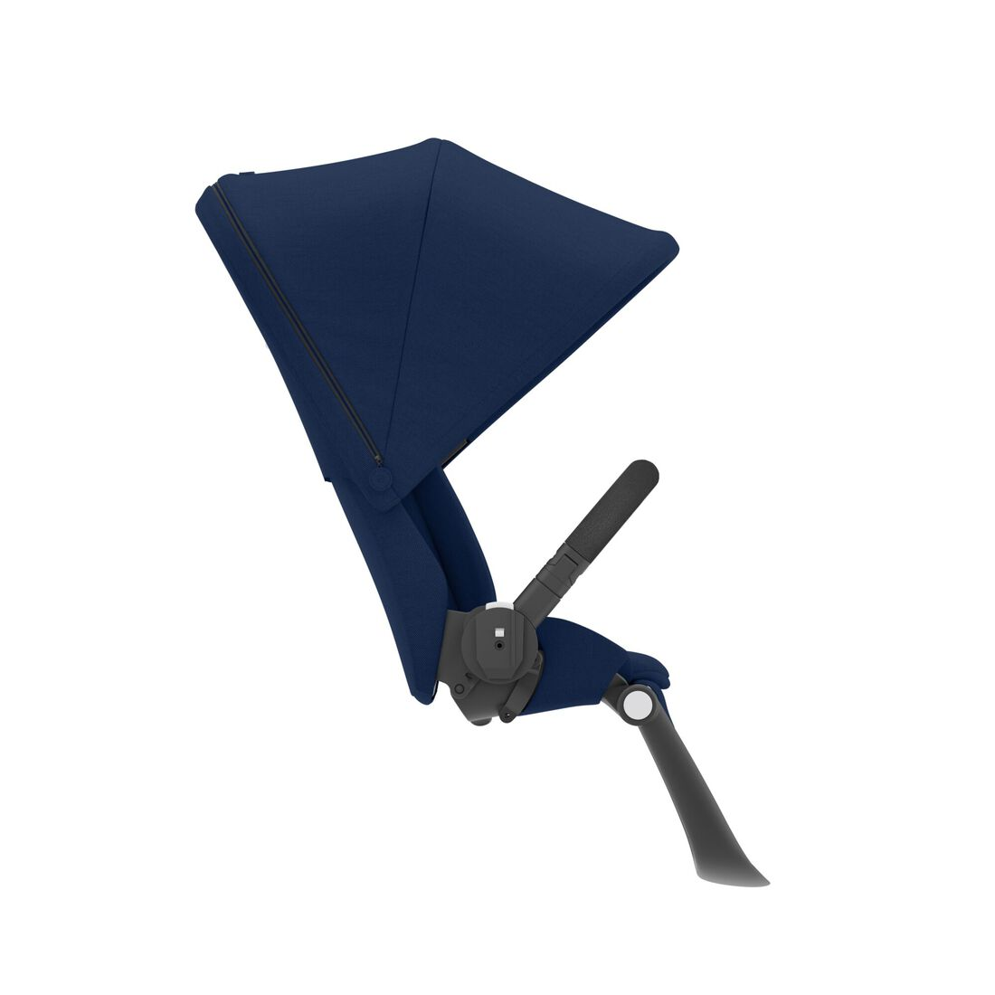 CYBEX Gazelle S Seat Unit - Navy Blue (Black Frame) in Navy Blue (Black Frame) large image number 2
