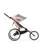 CYBEX Avi Frame - Black With Pink Details in Black With Pink Details large image number 4 Small