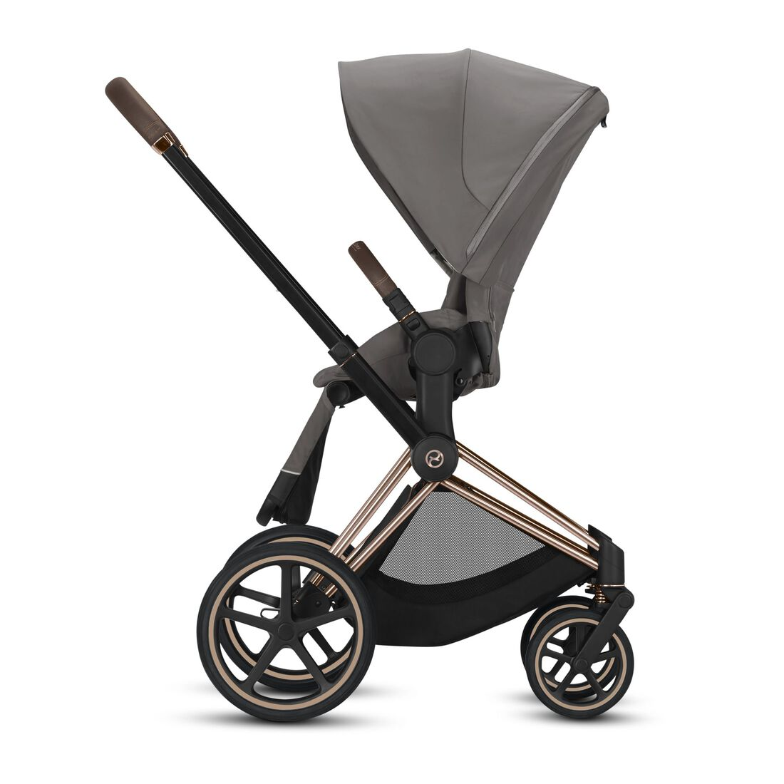 CYBEX Priam Seat Pack - Soho Grey in Soho Grey large image number 2