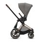 CYBEX Priam Seat Pack - Soho Grey in Soho Grey large image number 2 Small