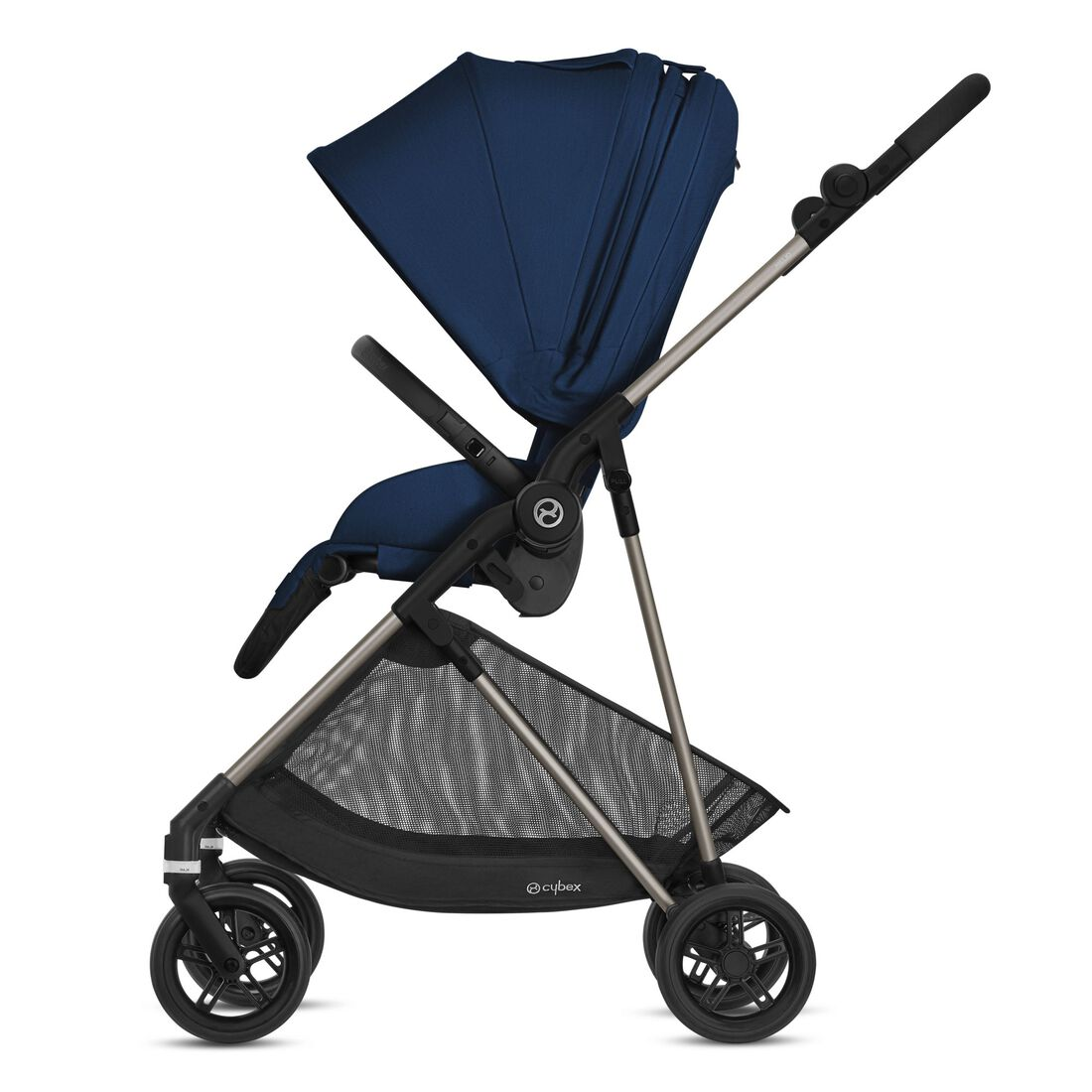 CYBEX Melio - Navy Blue in Navy Blue large image number 5