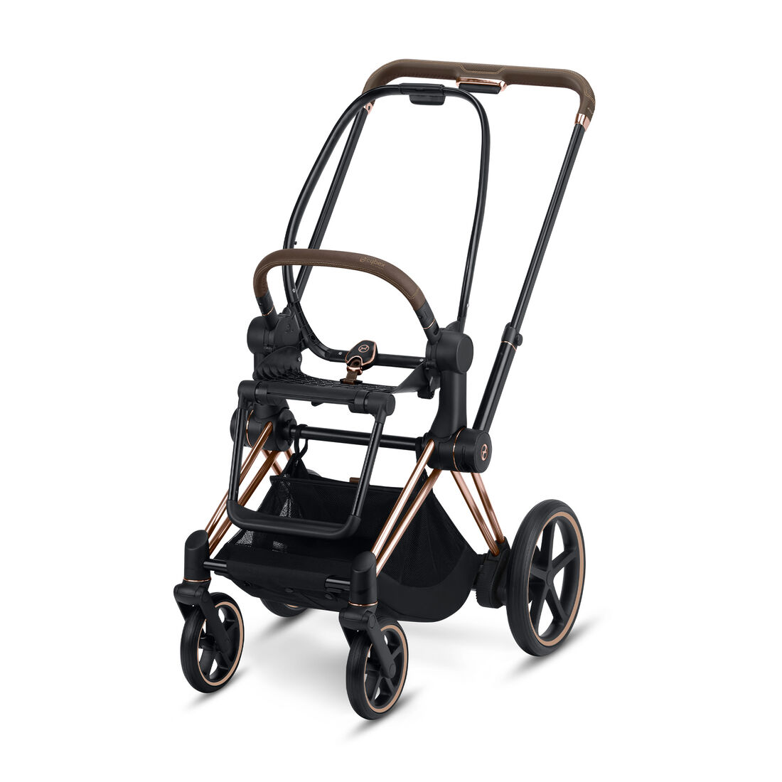 CYBEX Configure e-Priam Set: Frame, Lux Carry Cot, Cloud Z i-Size, Seat Pack in  large image number 5
