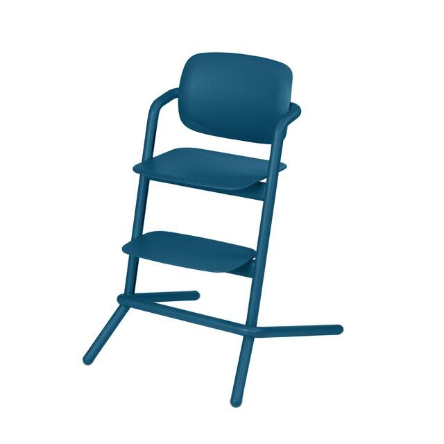 Lemo Chair - Twilight Blue (Plastic)