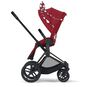 CYBEX Priam Seat Pack - Petticoat Red in Petticoat Red large image number 2 Small