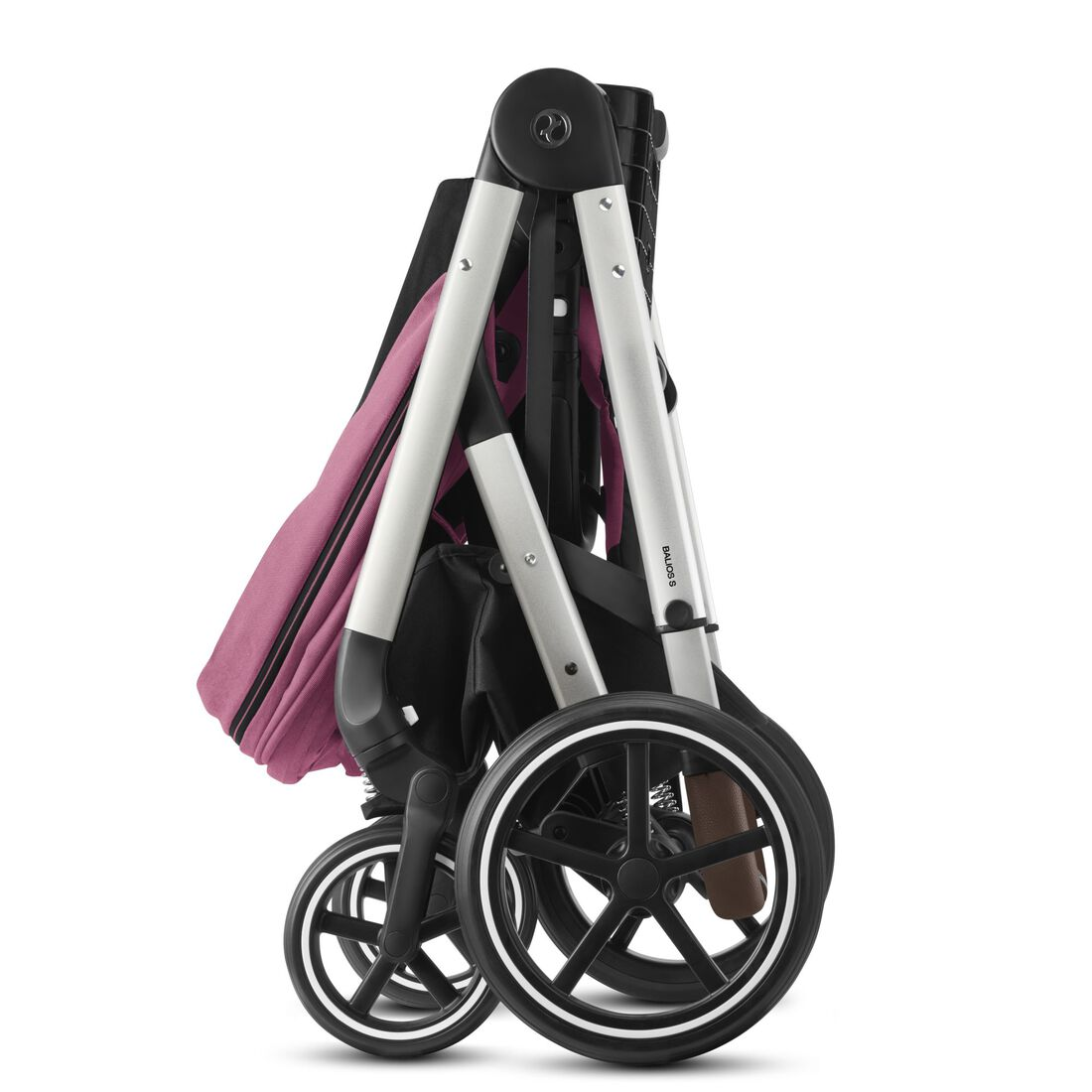 CYBEX Balios S Lux - Magnolia Pink (Silver Frame) in Magnolia Pink (Silver Frame) large image number 7