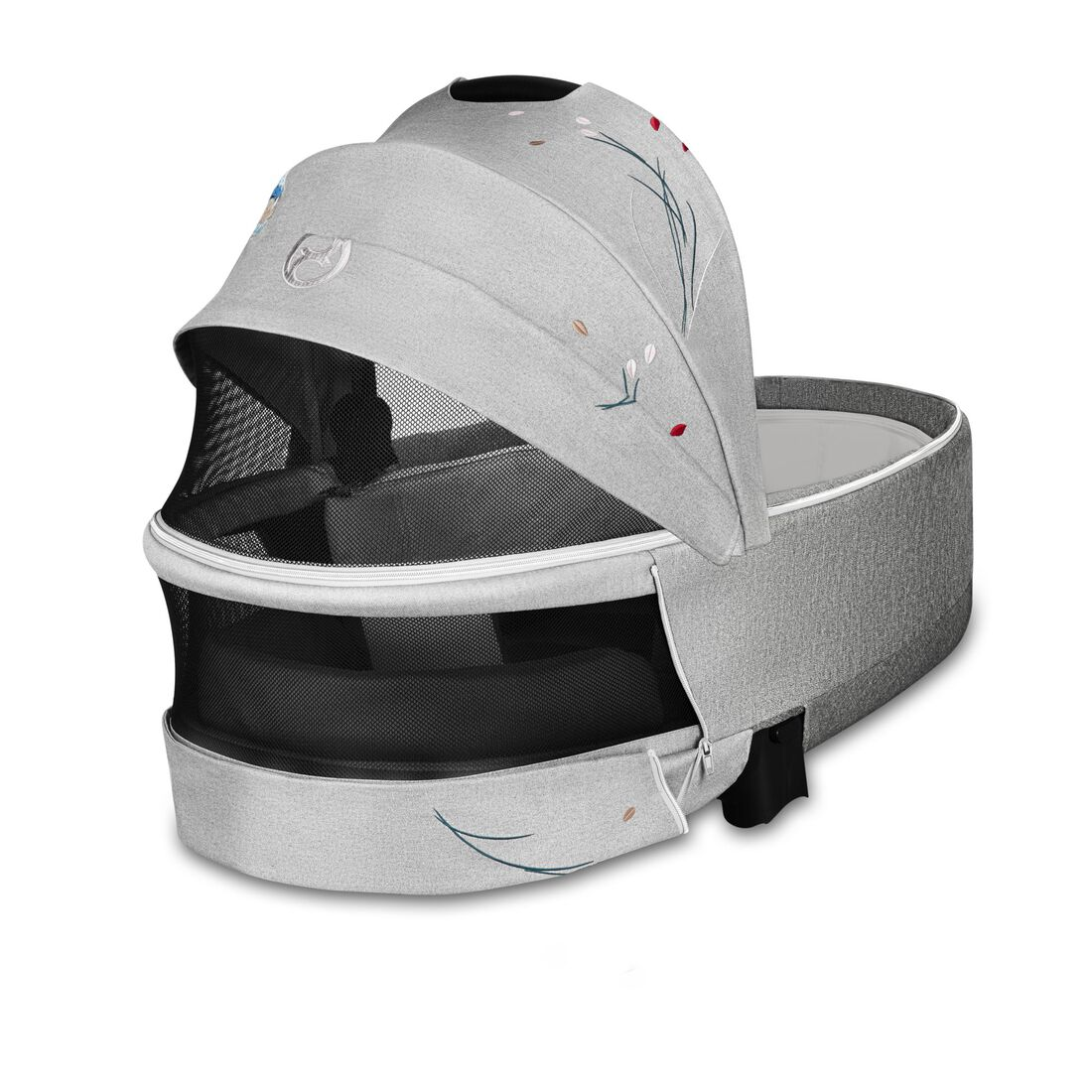 CYBEX Priam Lux Carry Cot - Koi in Koi large image number 3