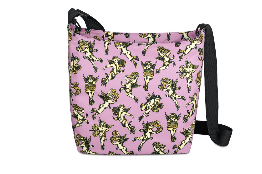 CYBEX Changing Bag Jeremy Scott - Cherubs Pink in Cherubs Pink large image number 3