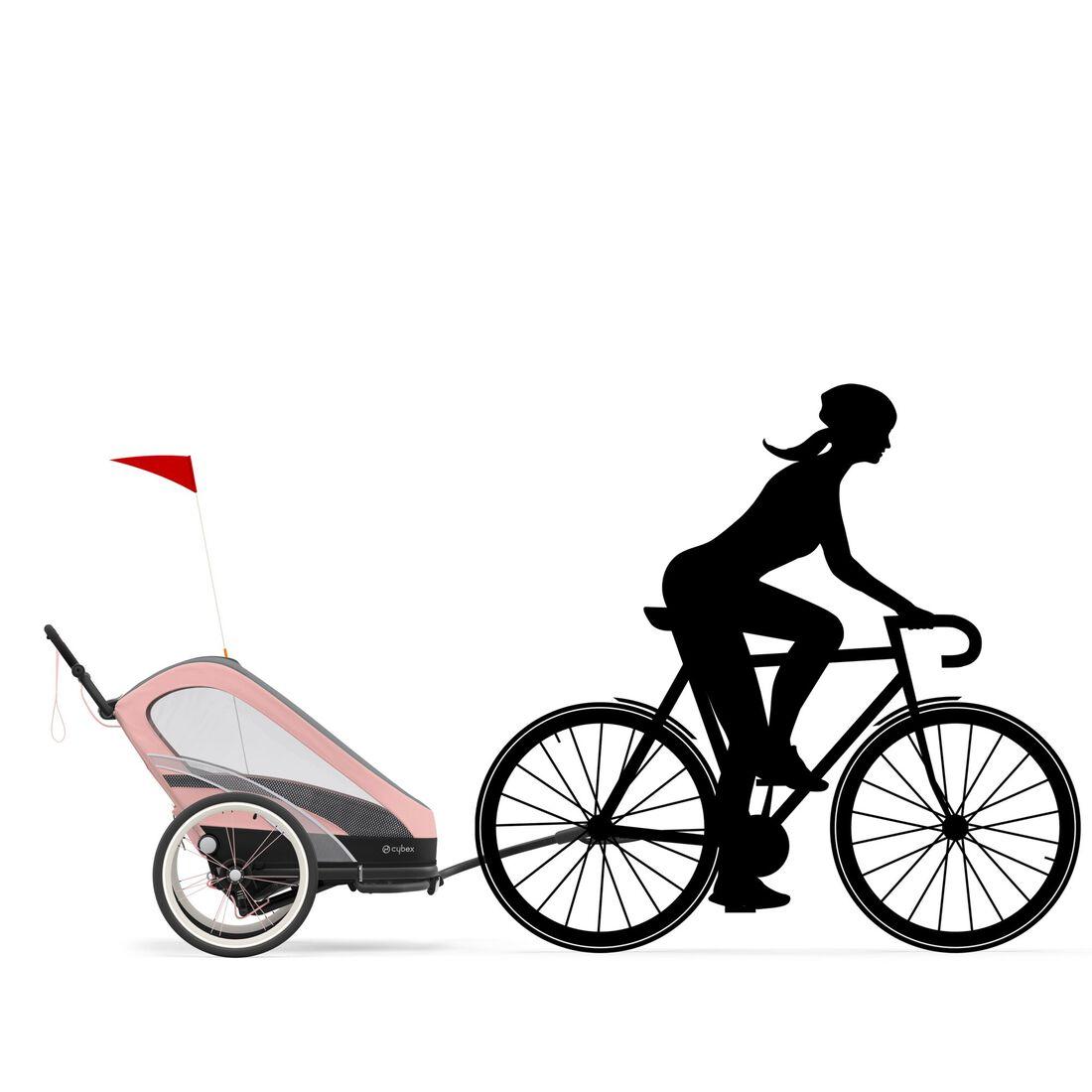 CYBEX Zeno Cycling Kit - Black in Black large Bild 2