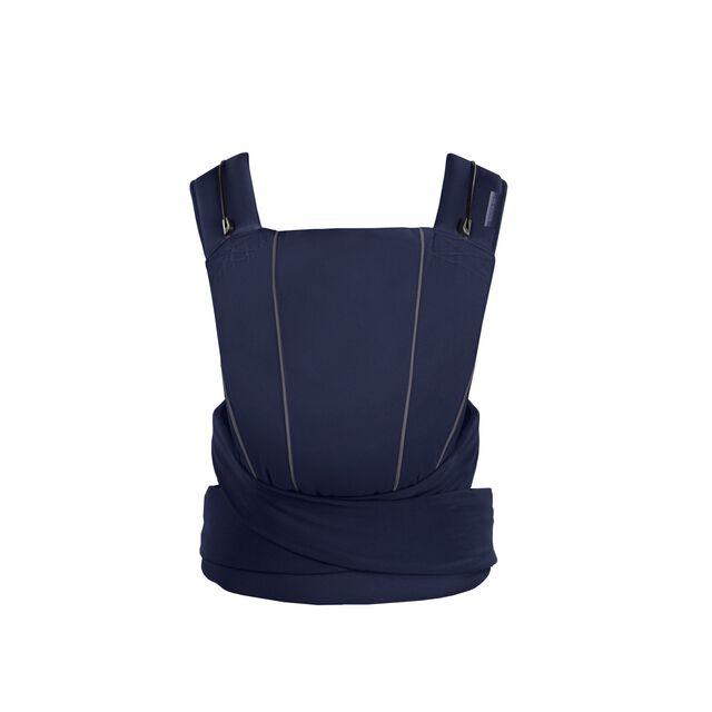 Maira Tie - Denim Blue