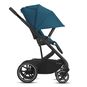 CYBEX Balios S Lux - River Blue (Black Frame) in River Blue (Black Frame) large image number 5 Small