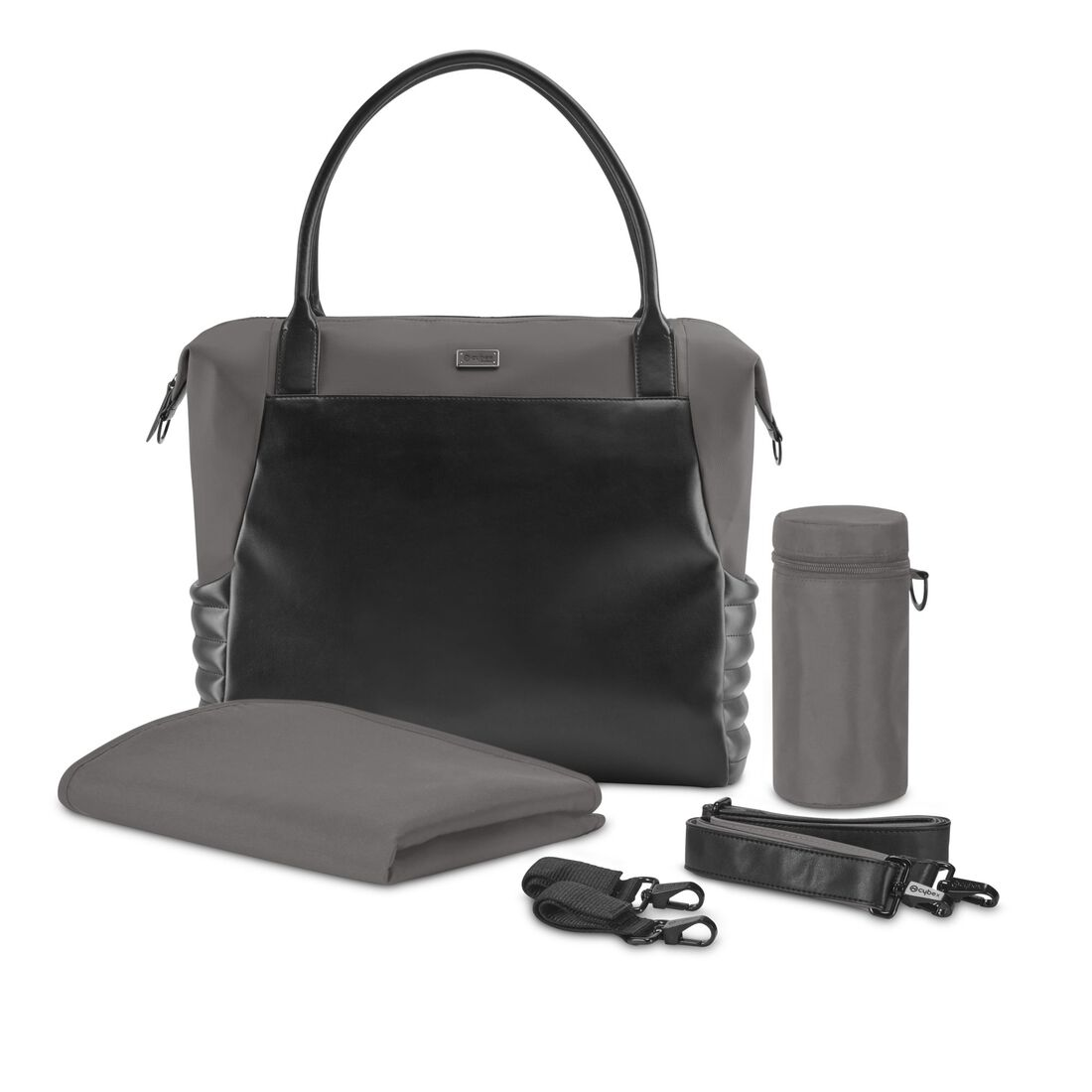 CYBEX Priam Changing Bag - Soho Grey in Soho Grey large image number 2