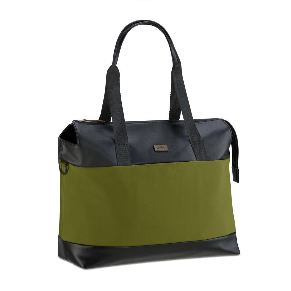 CYBEX Mios Changing Bag - Khaki Green in Khaki Green large image number 1