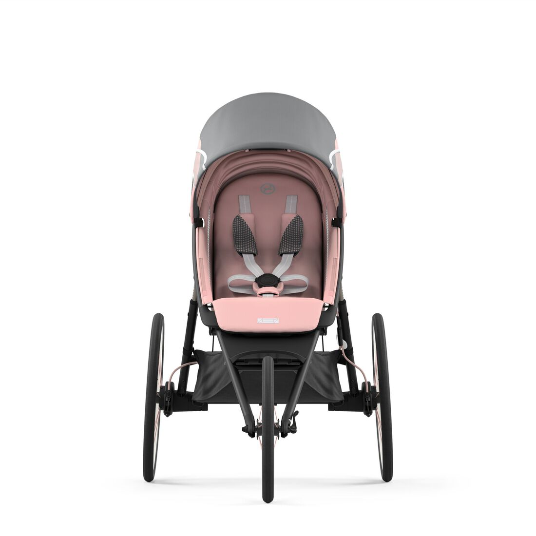 CYBEX Avi Frame - Black With Pink Details in Black With Pink Details large image number 3