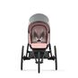 CYBEX Avi Frame - Black With Pink Details in Black With Pink Details large image number 3 Small