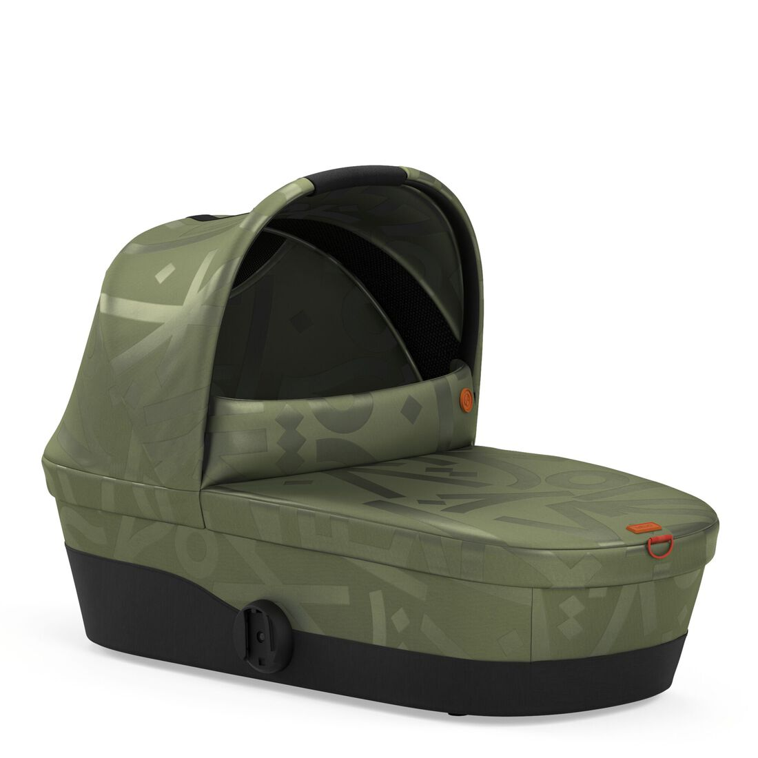 CYBEX Melio Cot - Olive Green in Olive Green large Bild 1