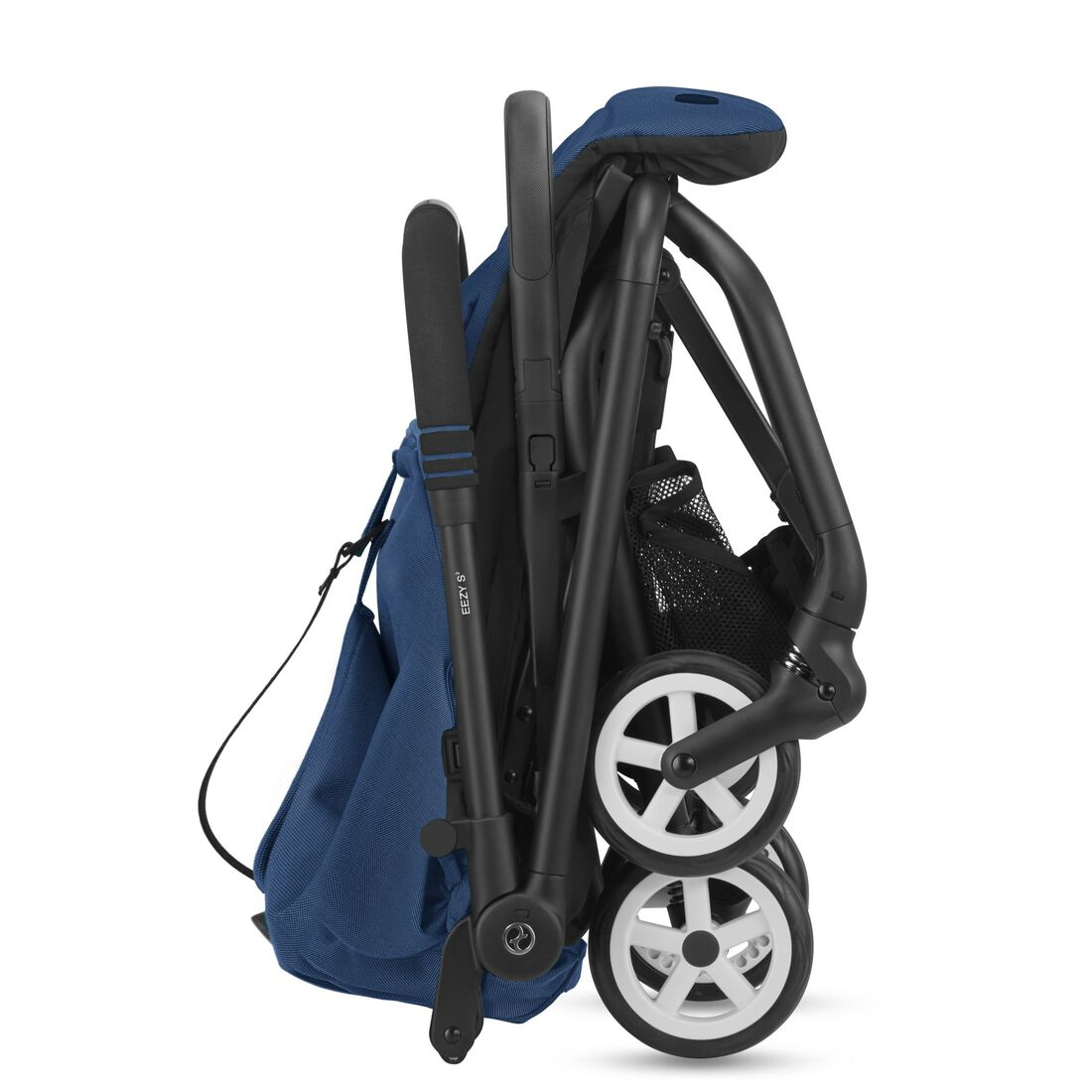 CYBEX Eezy S 2 - Navy Blue in Navy Blue large image number 4