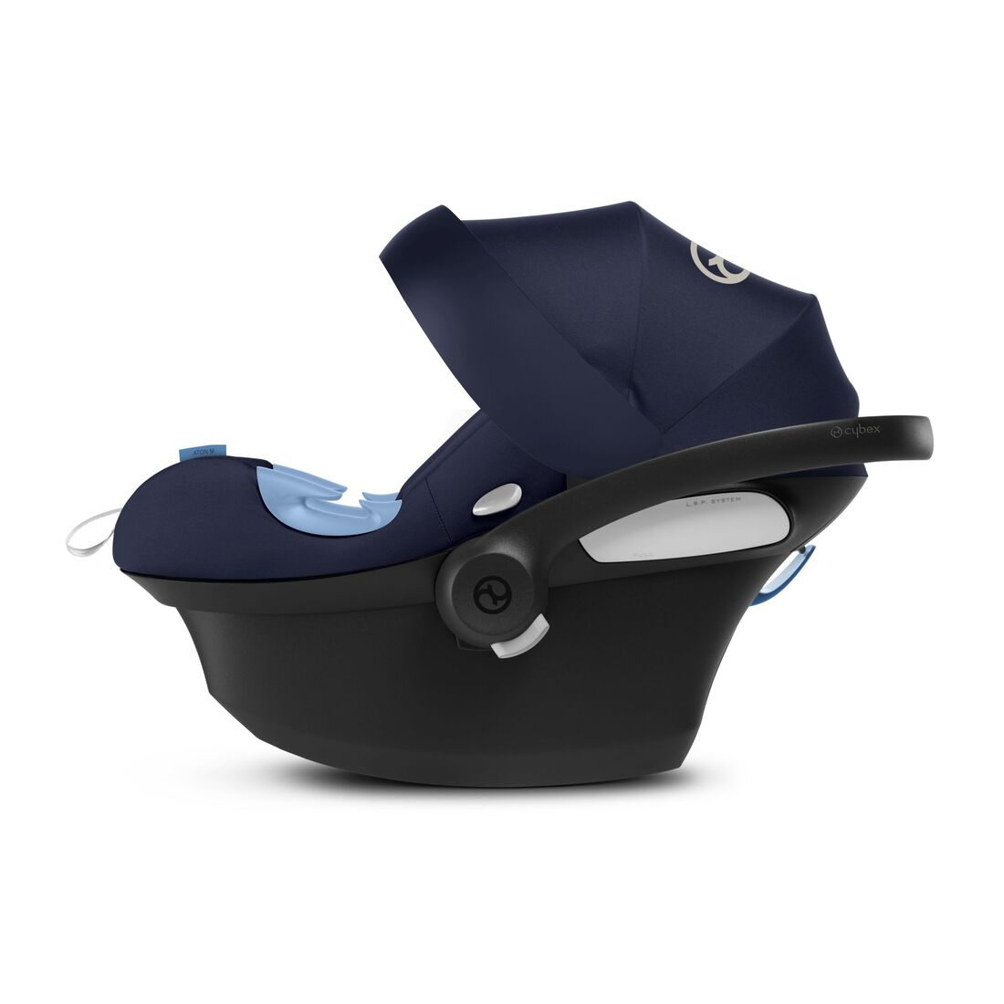 CYBEX Aton M i-Size - Navy Blue in Navy Blue large Bild 5