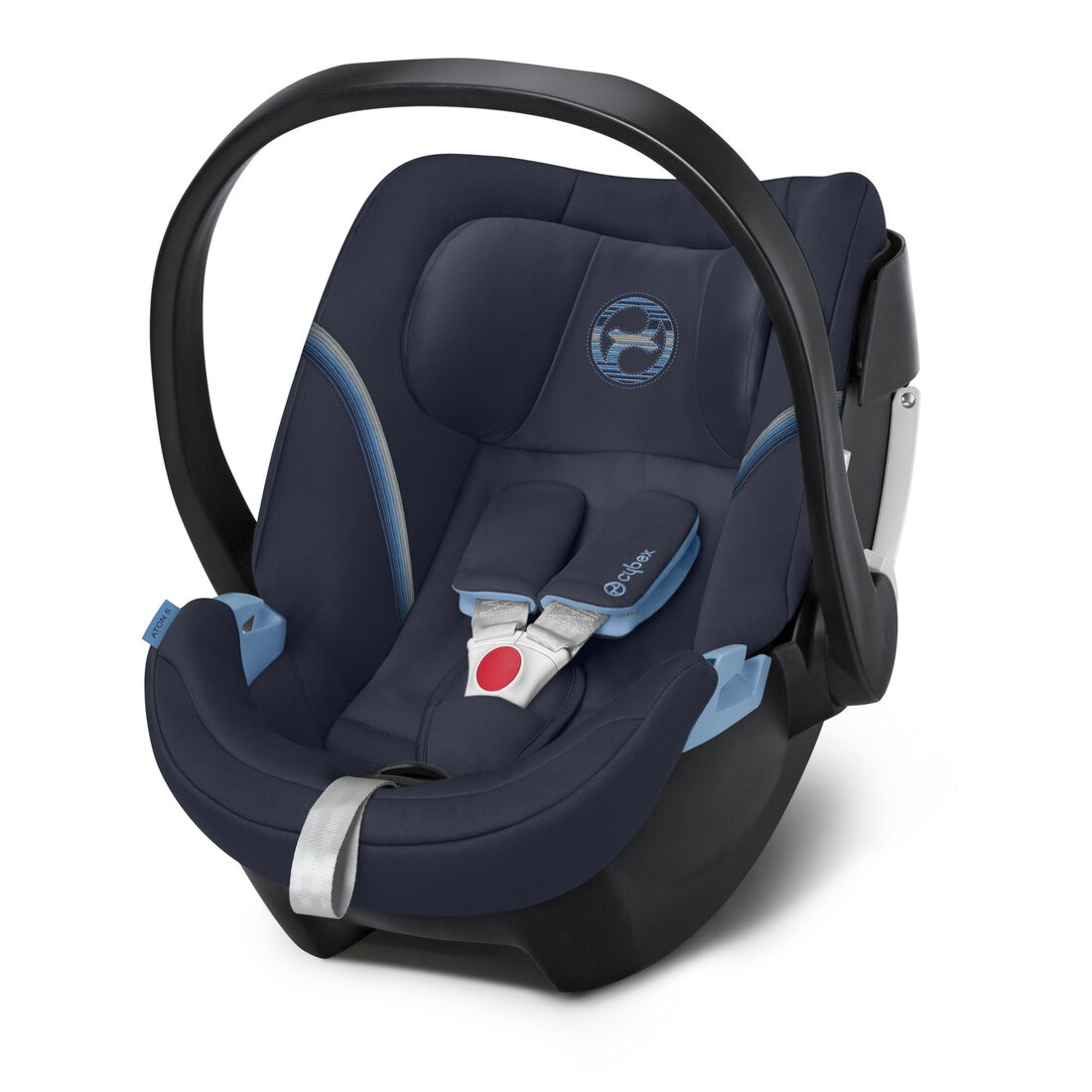 CYBEX Aton 5 - Navy Blue in Navy Blue large image number 1