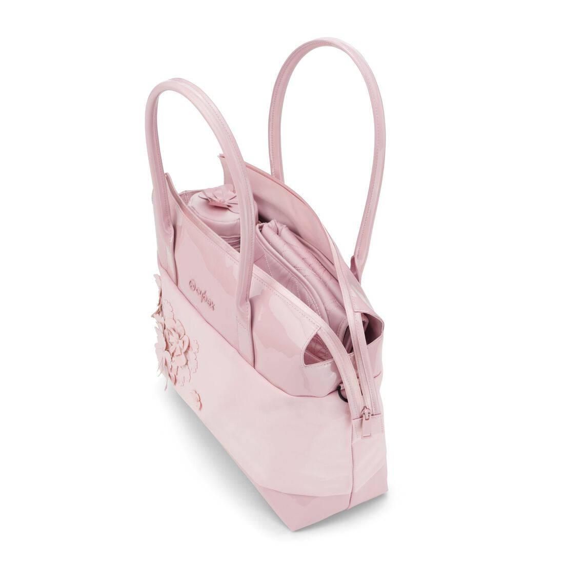 CYBEX Changing Bag Simply Flowers - Pale Blush in Pale Blush large image number 2