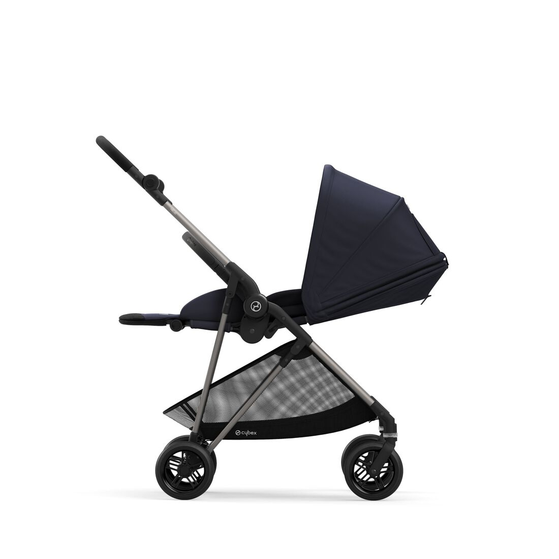 CYBEX Melio - Navy Blue in Navy Blue large image number 3