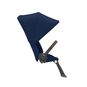 CYBEX Gazelle S Seat Unit - Navy Blue (Taupe Frame) in Navy Blue (Taupe Frame) large image number 2 Small