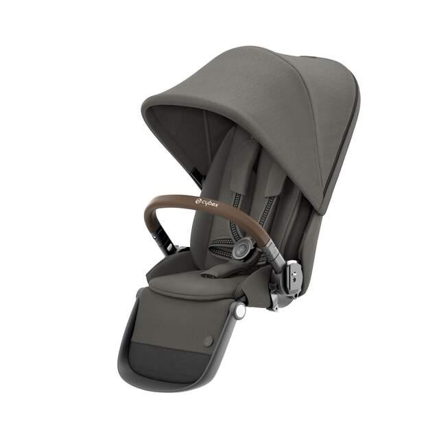 Gazelle S Sitzeinheit - Soho Grey (Taupe Frame)