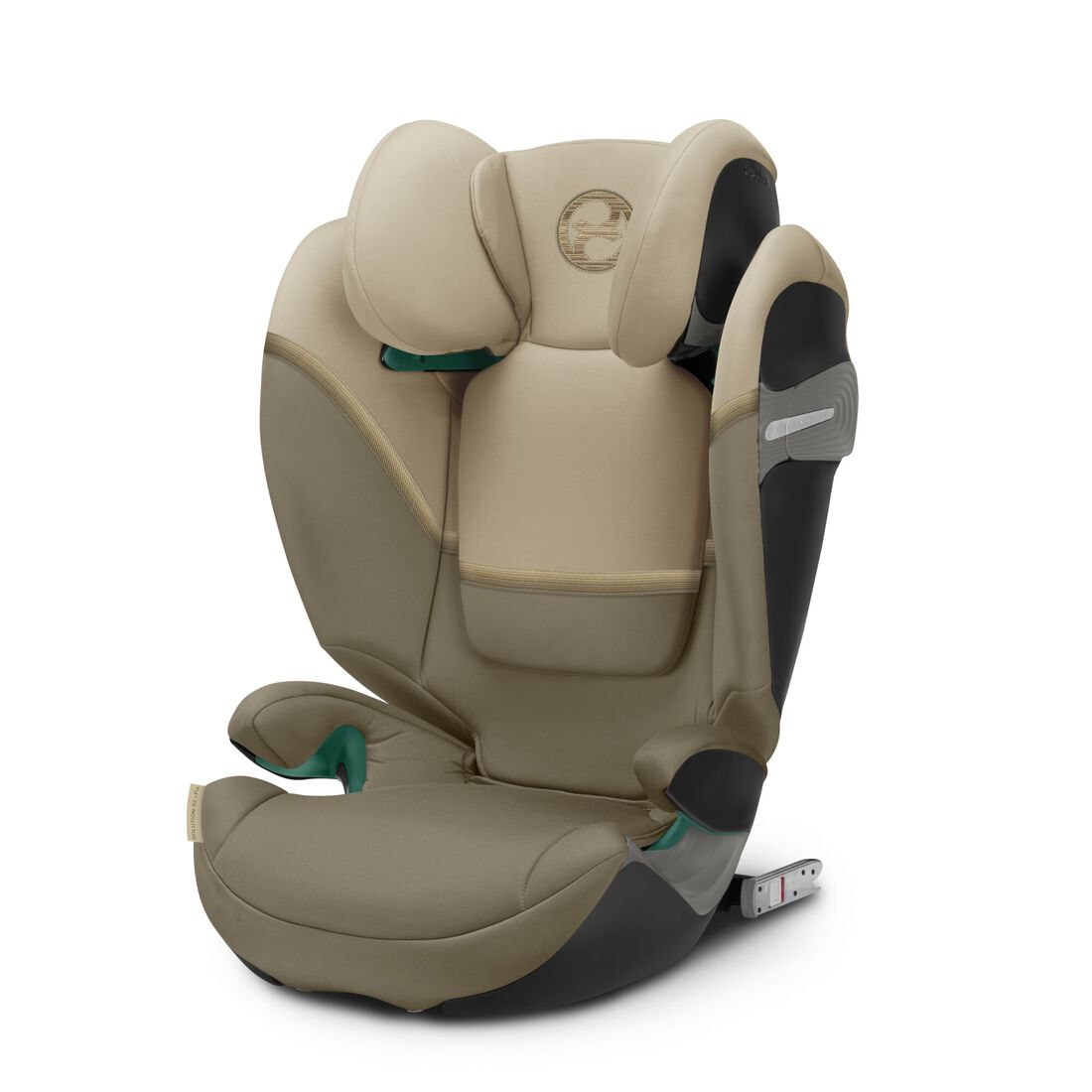 CYBEX Solution S2 i-Fix - Classic Beige in Classic Beige large image number 1