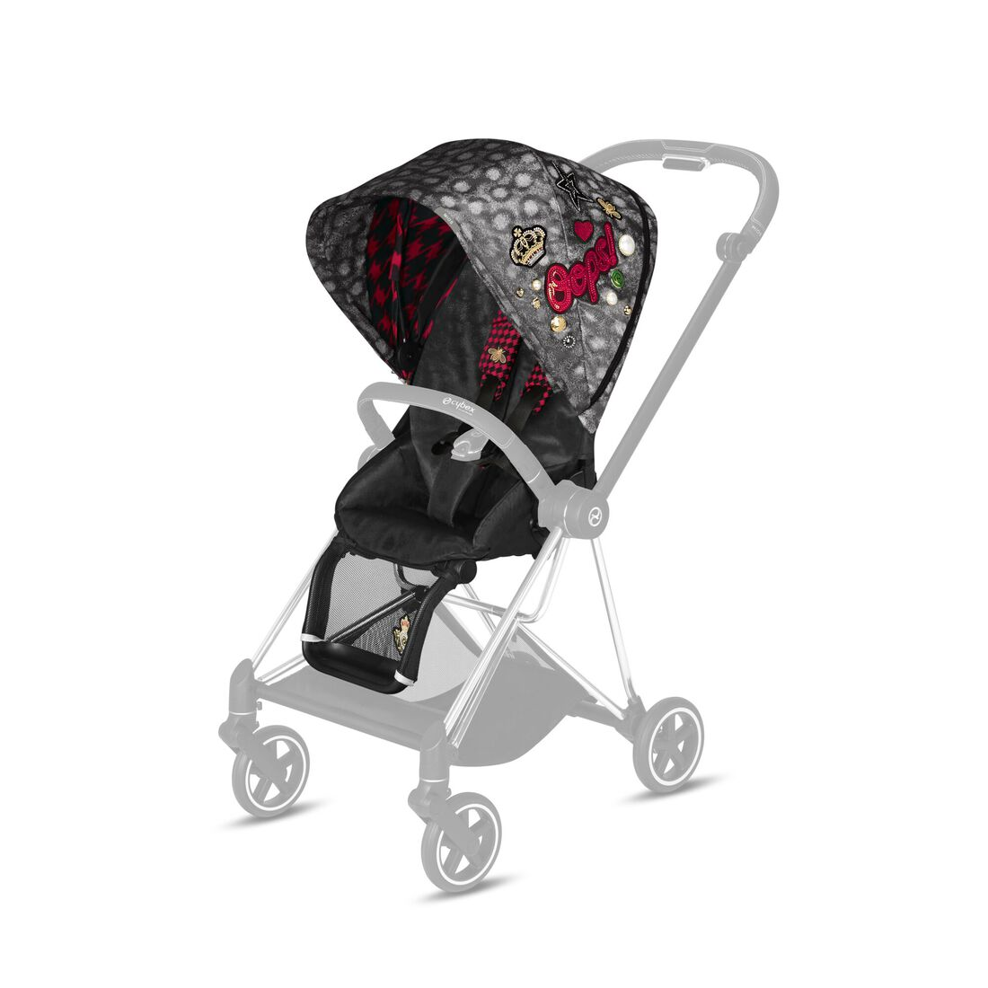 CYBEX Mios Seat Pack - Rebellious in Rebellious large image number 1