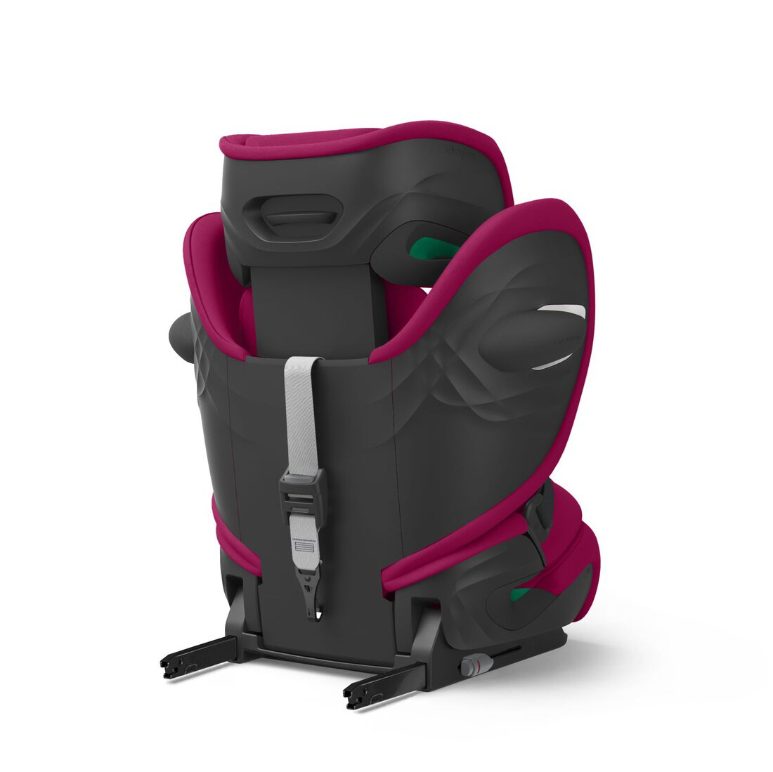 CYBEX Pallas G i-Size - Magnolia Pink in Magnolia Pink large image number 5