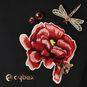 CYBEX Platinum Fußsack - Spring Blossom Dark in Spring Blossom Dark large Bild 3 Klein