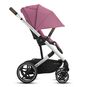 CYBEX Balios S Lux - Magnolia Pink (Silver Frame) in Magnolia Pink (Silver Frame) large image number 5 Small