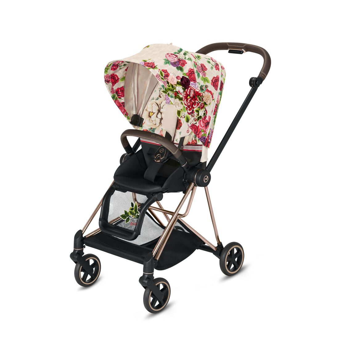 CYBEX Mios Seat Pack - Spring Blossom Light in Spring Blossom Light large image number 2