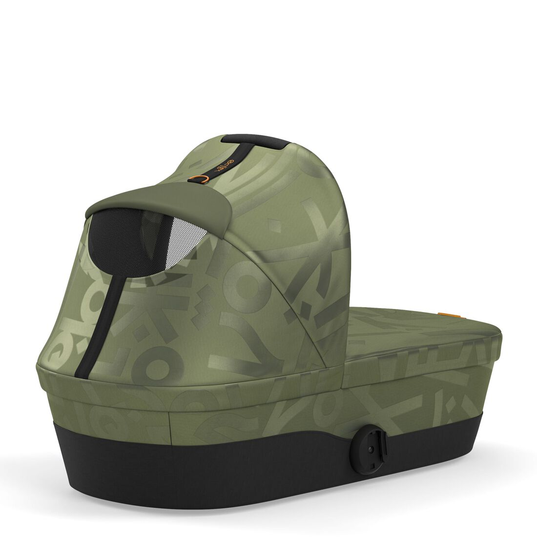 CYBEX Melio Cot - Olive Green in Olive Green large Bild 5
