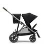 CYBEX Gazelle S - Deep Black (Taupe Frame) in Deep Black (Taupe Frame) large image number 1 Small
