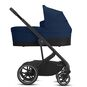 CYBEX Balios S Lux - Navy Blue (Black Frame) in Navy Blue (Black Frame) large image number 2 Small
