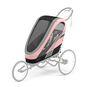 CYBEX Zeno Sitzpaket - Silver Pink in Silver Pink large Bild 1 Klein