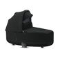CYBEX Priam Lux Carry Cot - Deep Black in Deep Black large image number 2 Small