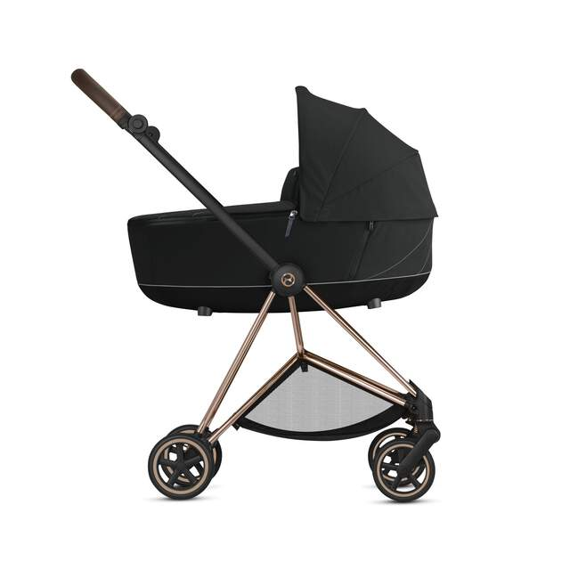 Konfiguration Mios Set: Rahmen, Lux Carry Cot, Sitzpaket