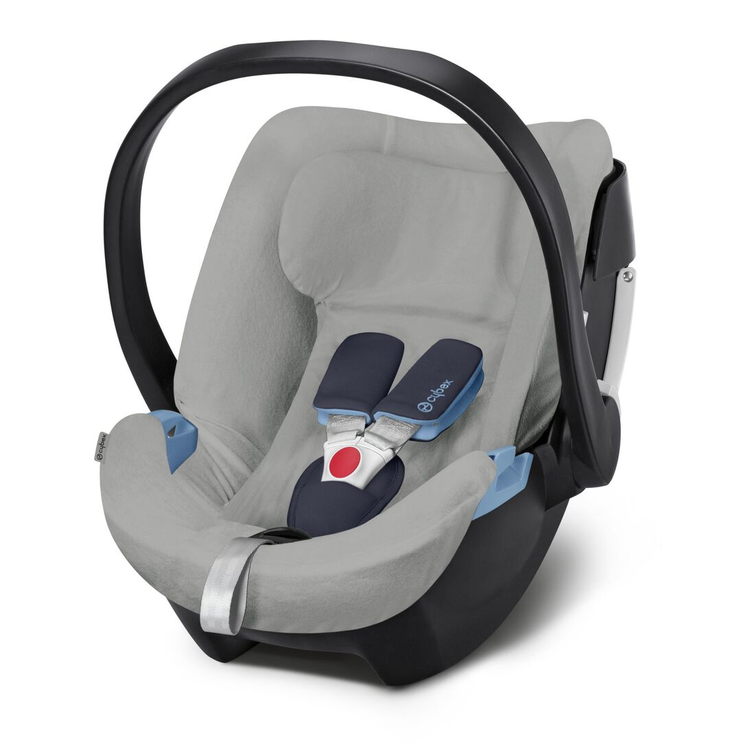 CYBEX Summer Cover Aton 5 - Grey in Grey large image number 1
